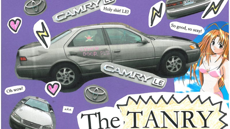 This Insane Construction Paper Collage Is The Greatest Toyota Camry Ad Ever