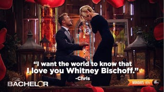 Bachelor Chris Soules and His Chosen Whitney Are No Longer Engaged