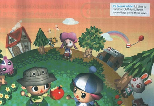 Is This An Animal Crossing Wii Hint?