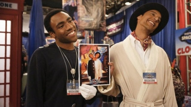 This Week's TV: Community heads to an Inspector Spacetime Convention