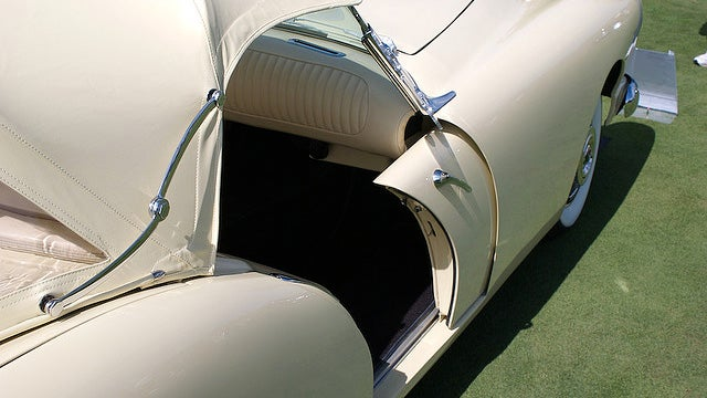 The ten most awesome car doors ever