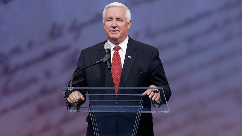 Pennsylvania Governor's Handling Of The Jerry Sandusky Investigation Is Now An Election Talking Point