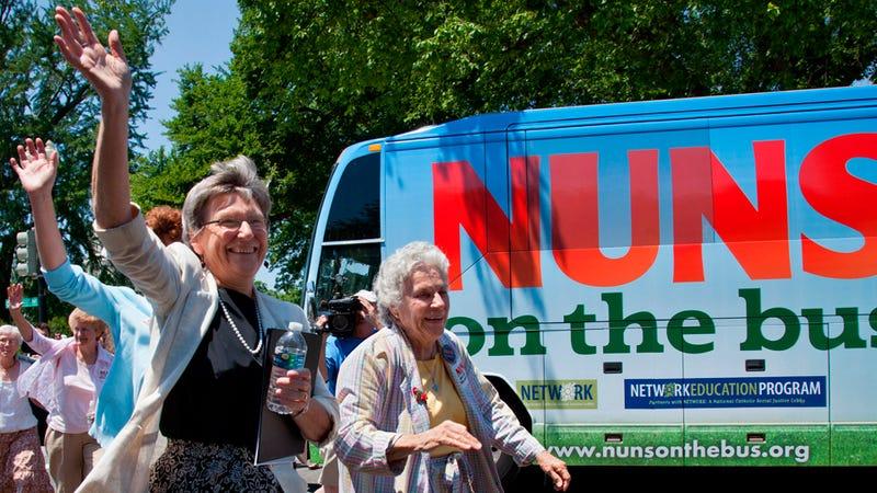 Badass Nun Says Paul Ryan is a Bad Catholic