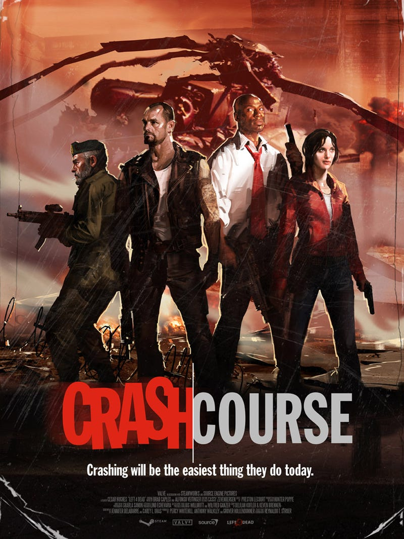 Left 4 Dead's Crash Course Out Next Week