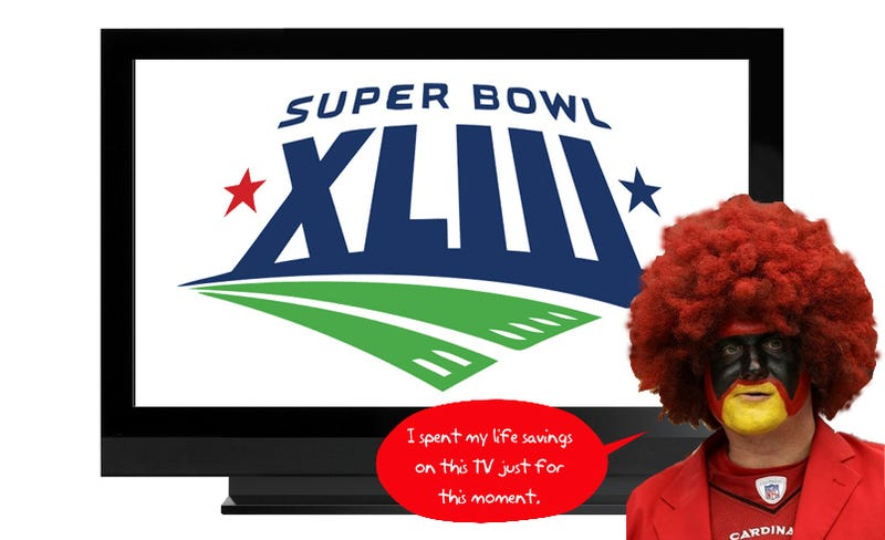 Super Bowl HDTV and Gadget Deals