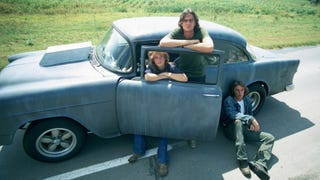"""The 1955 Chevy From """"Two Lane Blacktop"""" Is Going To Auction"""