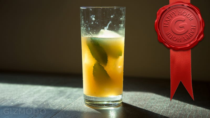 The Greenhound: Our Favorite New Summer Drink