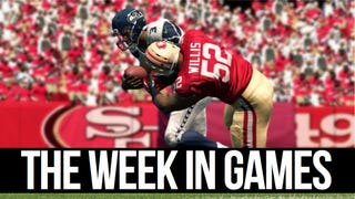 The Week in Games: Pigskin Picks