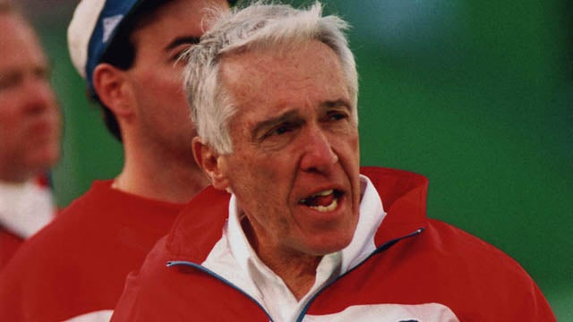 Marv Levy Says His Novel About A Bunch Of Rigged Super Bowls Is Totally Fictional, OK?