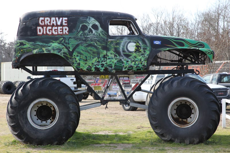 monstertruck bilder