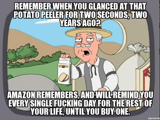 Amazon Prime indulges my supreme laziness