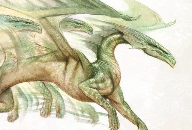 What happens when fantasy novels get scientific?