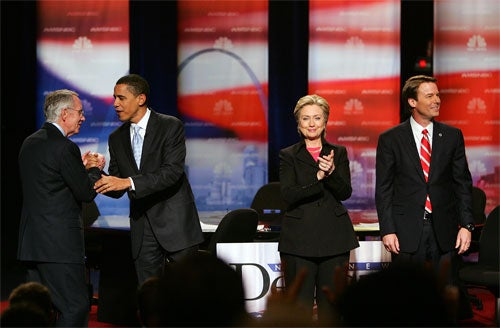 Notes On A Campaign Scandal: Reid, Edwards, And The Tarnish On 2008