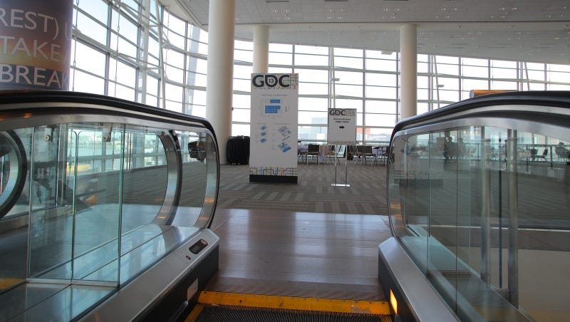 Why I Cried at GDC
