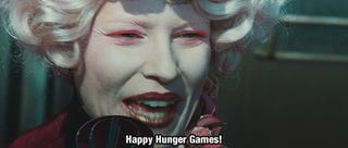 Get Your Bougie Capitol Self Some Hunger Games Makeup
