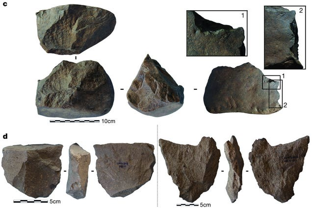 dating stone tools Discarded ground stone tools sometimes later became convenient raw material for use in stone such cores of drilled ground stone artifacts have been found.