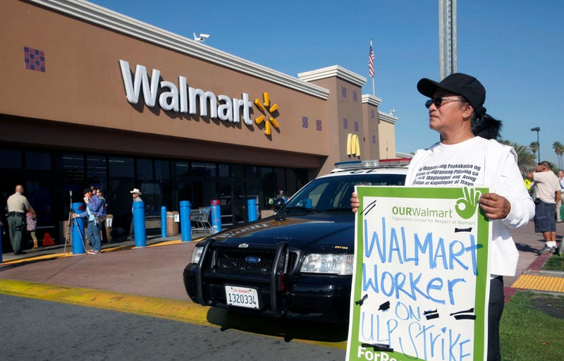 "Walmart's Leaked Anti-Union Scripts Are Great, ""You Bet!!"""