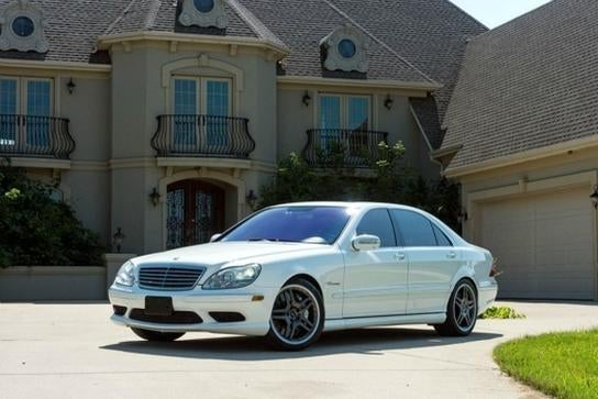 2006 Mercedes S65 AMG with 131K miles