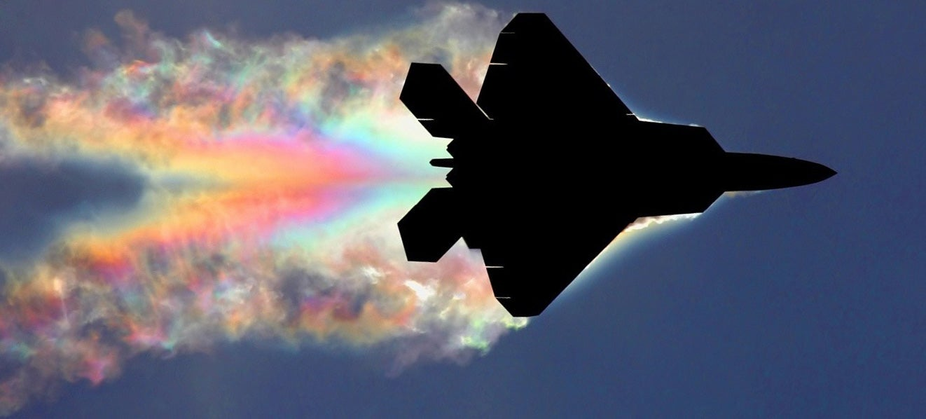 Vídeo: Caça Lockheed Martin F-22 Raptor – Aquele que era, mas não é …