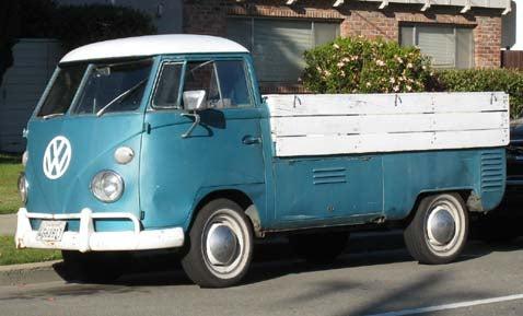 Volkswagen Transporteramino