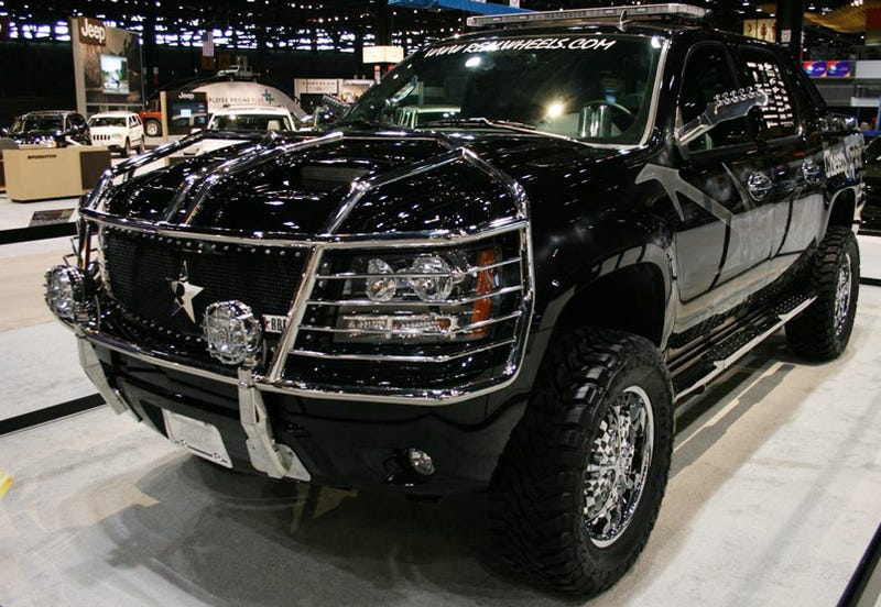 Cheap Trick Chevy Avalanche