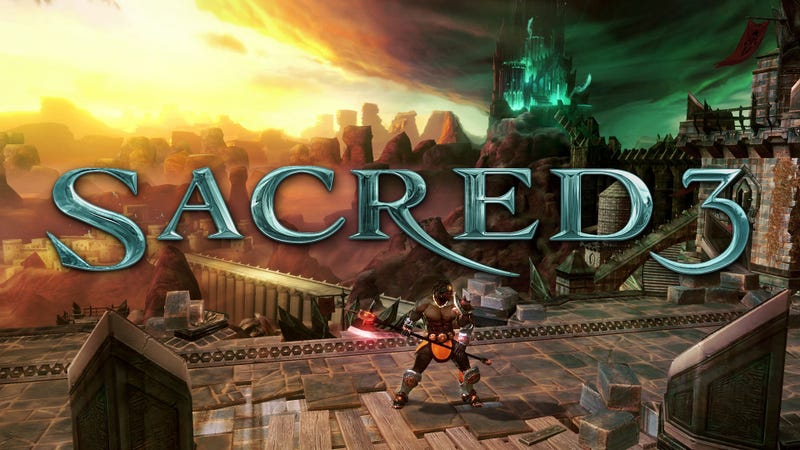 Surely I'm Not the Only Person Excited About Sacred 3