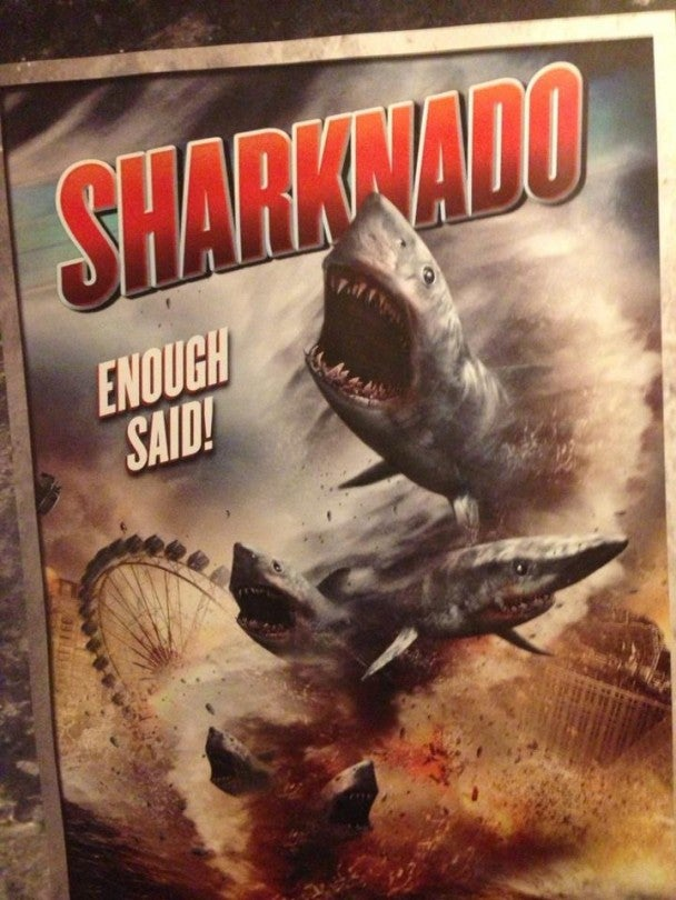 Sharknado: And why not?