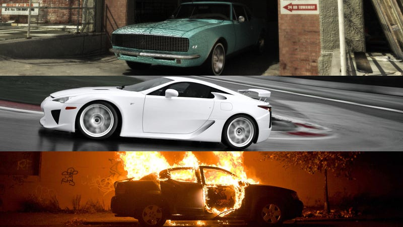 Daily Drive, Track, or Burn: My Friends Cars