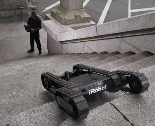 iRobot Gets Revenge On Former Employee By Selling His Stolen Robot Design