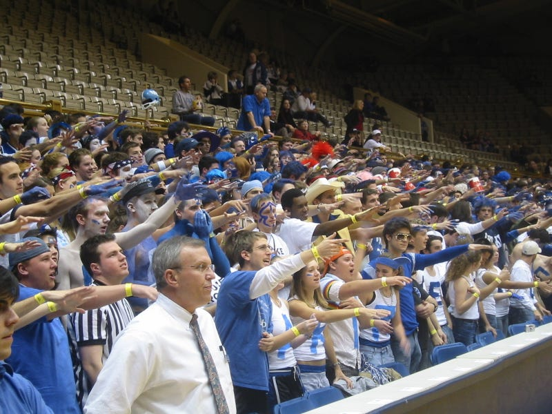 The Great Duke Attendance Scam