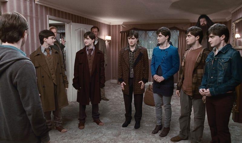 High resolution Harry Potter photos