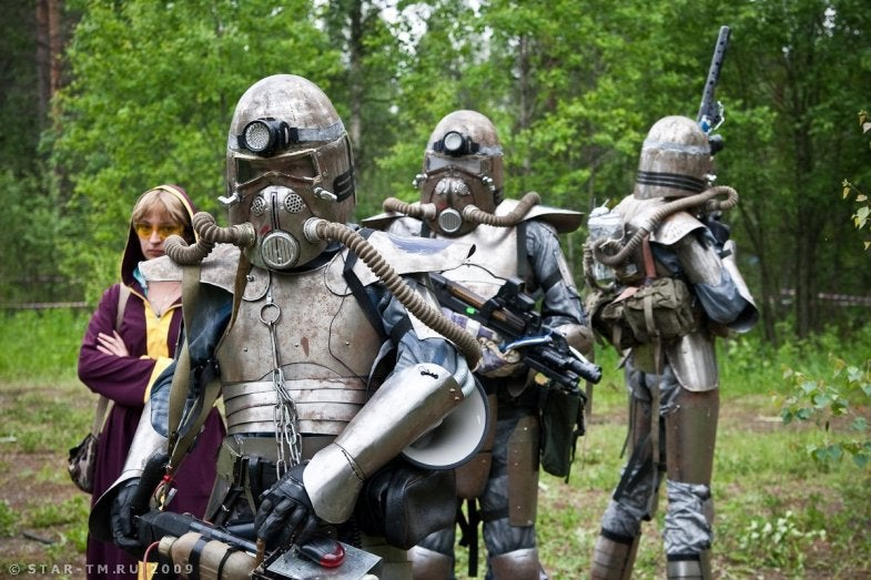 Fallout 2 As A Live-Action RPG