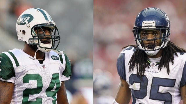 Darrelle Revis And Richard Sherman Got Into A Slap Fight On Twitter