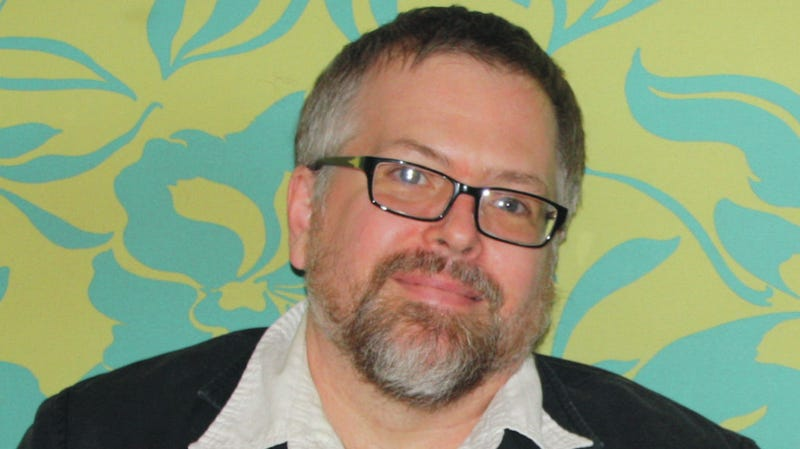 Author Jeff VanderMeer Is Here to Talk to You About Annihilation