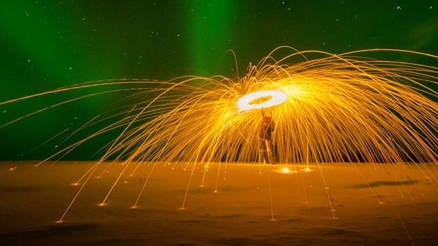 A Burning Ring of Fire