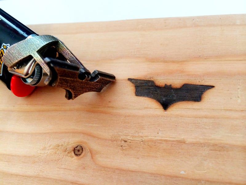 This Batman Branding Iron Is The Worst Great Idea We've Seen All Week
