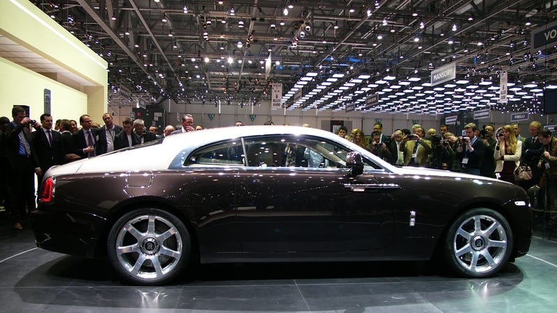 Rolls-Royce Wraith: This Is It