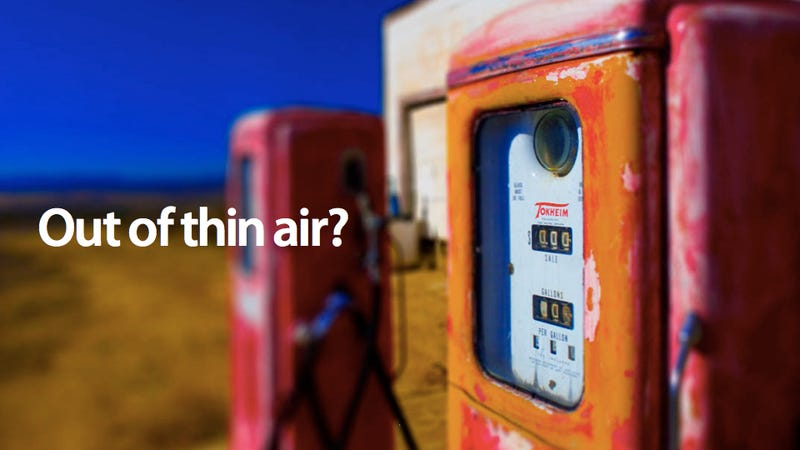 Engineers Claim To Be Able To Make Gas From Air