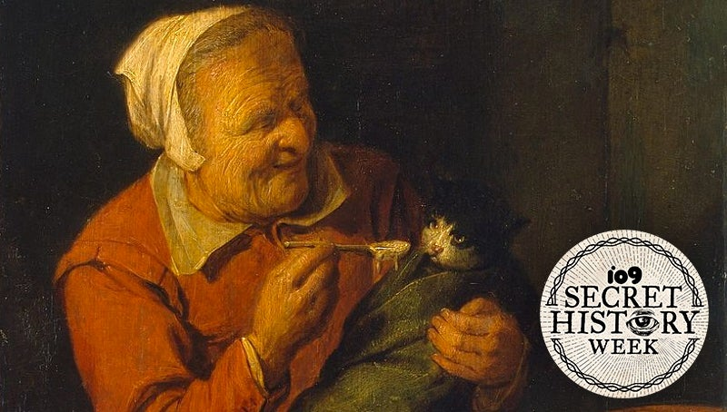 The Long and Glorious History of Cat Ladies