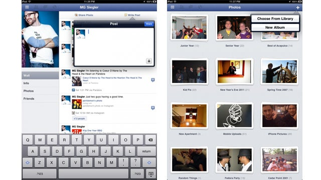 Facebook's iPad App Is Done According to Former Developer—They Just Won't Release It (Updated)