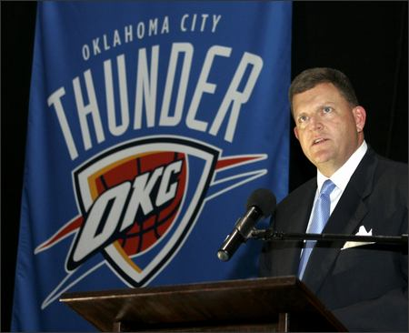 Clay Bennett's Son Reveals Insight Into Father's Dislike Of Ugly Cheerleaders?