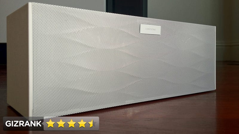 Jawbone Big Jambox Review: A Loudspeaker Grows Up