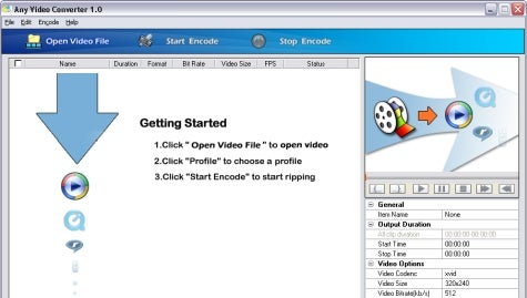 Download of the Day: Any Video Converter (Windows)