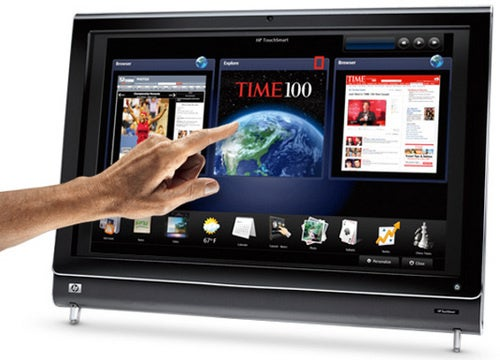 HP Multitouch Gallery