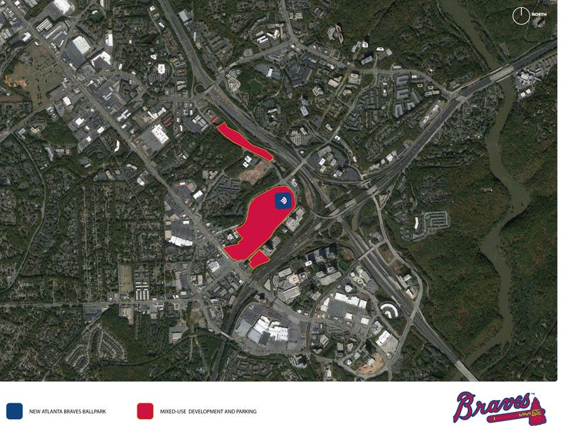 Braves Announce Plans To Leave Atlanta For Cobb County [Updates]
