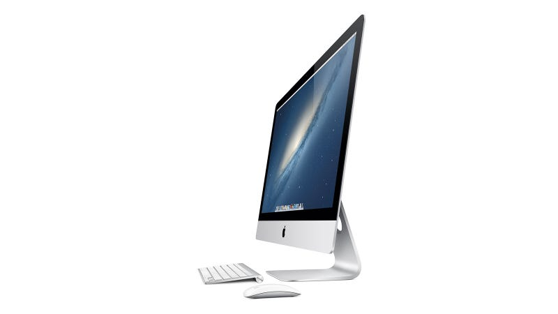 Those Skinny New iMacs Go on Sale November 30