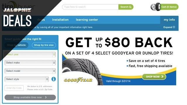 Tire Discount, $62 Rolling Chest with Bonus Tools, Philips Norelco