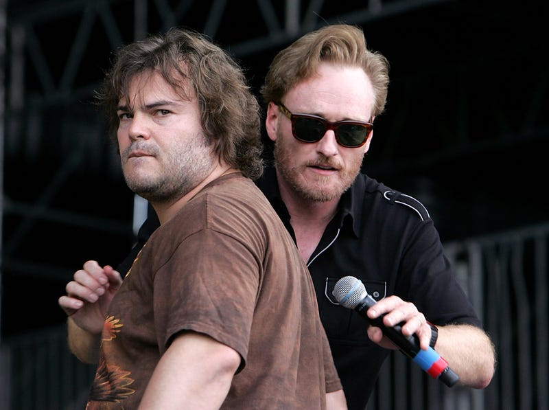 Jack Black Cost Conan O'Brien $25,000