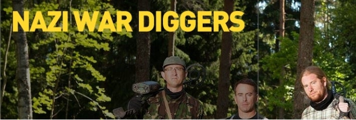 National Geographic and Nazi War Diggers