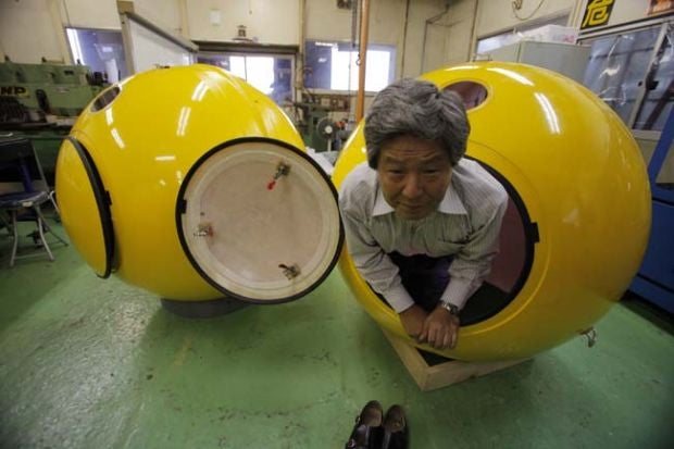 11 Incredible Escape Pods